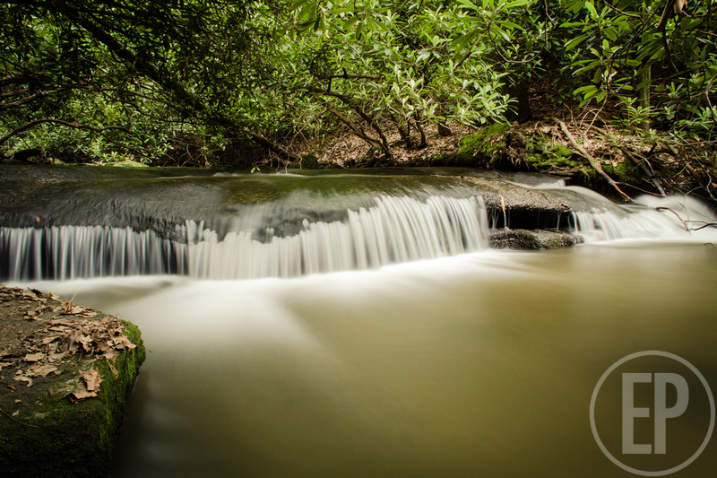 Erlandson Photography: Big Sandy Creek, Stone Mountain State Park