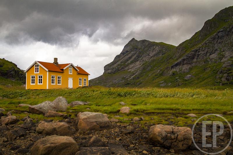 Erlandson Photography: Norway &emdash; Bunesfjorden, Moskenesøya