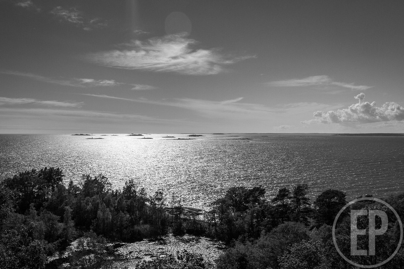 Erlandson Photography: Finland &emdash; Alexander Battery View, Vallisaari