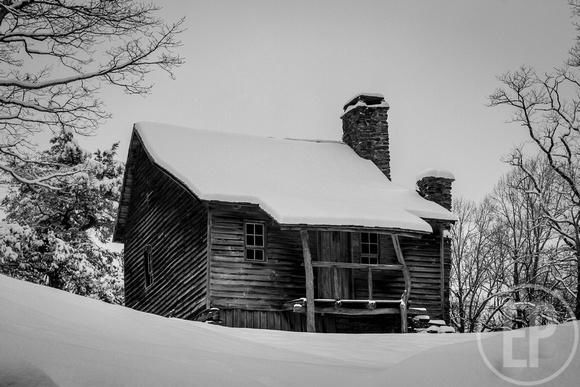 Erlandson Photography: Appalachian Spirit - Brinegar Cabin